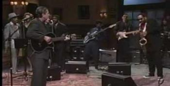 C&L's Late Nite Music Club With Leonard Cohen And Sonny Rollins
