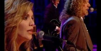 C&L's Late Night Music Club With Robert Plant And Allison Krauss