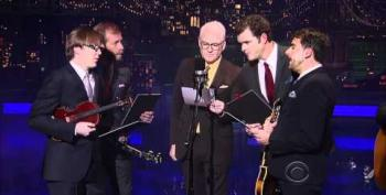 C&L's Late Night Music Club With Steve Martin And The Steep Canyon Rangers