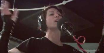 C&L's Late Night Music Club With Amanda Palmer