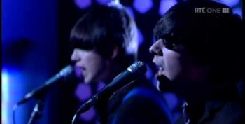 C&L's Late Night Music Club With The Strypes