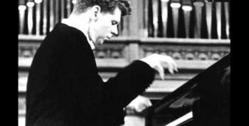R.I.P Van Cliburn: Tchaikovsky Piano Concerto No. 1