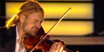 C&L's Late Nite Music Club - David Garrett Playing Vivaldi