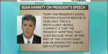 Melissa Harris-Perry Slams 'Professional Troll' Hannity For Reaction To Obama's Speech On Race