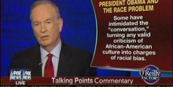 Bill O'Reilly's Message To African Americans: Young Black Girls Should Stop Having Babies