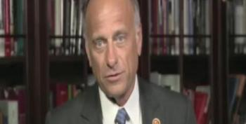 Steve King: Most Dreamers Are 'Hauling 75 Pounds Of Marijuana Across The Desert'