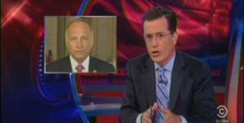 Colbert: Steve King GOP's Secret Weapon To Appeal To Immigrants