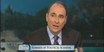 Axelrod: Weiner Is A 'Waste Of Time And Space'