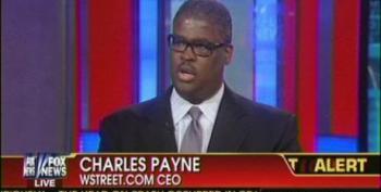 Fox's Charles Payne: Raising The Minimum Wage Rewards Mediocrity