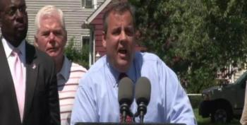 Chris Christie Calls Rand Paul Just Another 'Washington Politician'