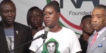 'Justice For Trayvon' Rallies Gather In 100 Cities
