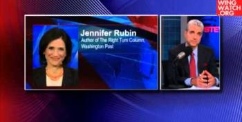 Jennifer Rubin: Obama 'Not A Good Person' For Talking About Racism