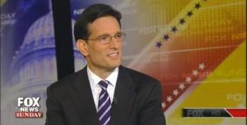 Cantor: 'The Government Doesn't Create Jobs'