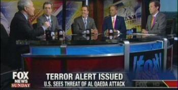 Fox Panel Uses Embassy Closings To Attack Obama For Appeasing Terrorists