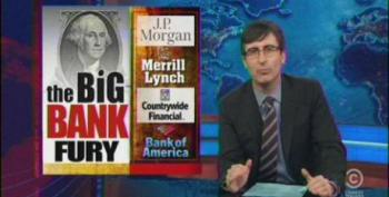 The Daily Show: Still No Accountability For The Big Banks