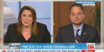 CNN Host Corners Priebus Over Fox TV Producing Hillary Clinton Miniseries