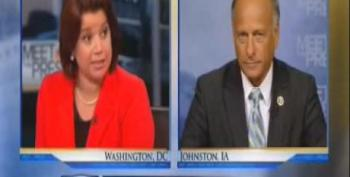 Hispanic GOP Strategist Smacks Down Steve King: Get Therapy For Your 'Melon Fixation'