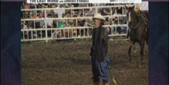 What Does It Take For A Rodeo Clown To Get Banned From A MO State Fair?