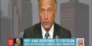Steve King Won't Deny 'Thinly-Veiled Bias' Against Latinos During CNN Grilling