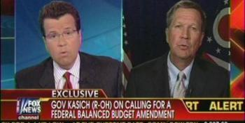 Cavuto Brings On Ohio Gov. John Kasich For Some Republican Rehab