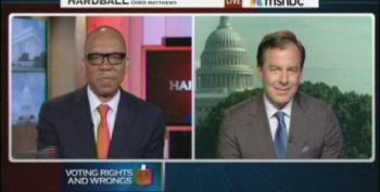 Hardball's Smerconish Calls Out Former Gingrich Spox Tyler's Lies On Voter Supression