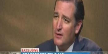 Ted Cruz: Republicans Repealing Obamacare To Help African-Americans And Hispanics