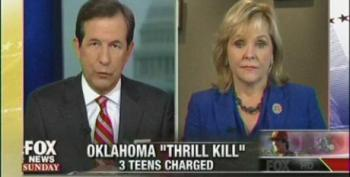 Chris Wallace Keeps Pushing Disproven Racial Crime Theory In Chris Lane Tragedy
