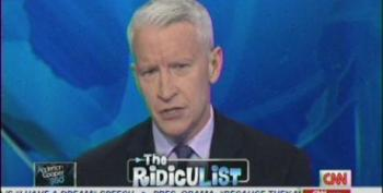 Anderson Cooper Takes Down Pat Robertson Over AIDS Rings Remarks
