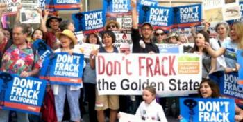 California's Fracking Regulatory Bill: Less Than Zero