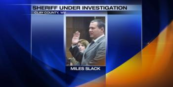 Sheriff Charged With Wiretapping WV Supreme Court