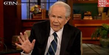 Pat Robertson: Gay Activists Were Spreading AIDS With Special Rings