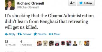 Stupid Right-Wing Tweets: Richard Grenell Edition