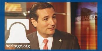 Ted Cruz Hopes For Groundswell To Kill Obamacare