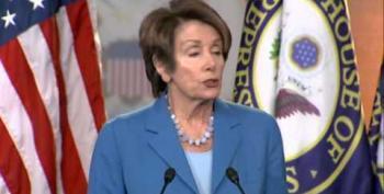 Nancy Pelosi: 'Congress Falling Into Chaos'