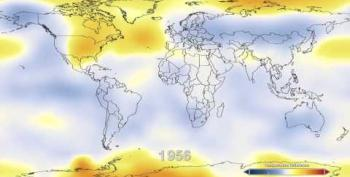 2012 One Of Warmest Years On Record