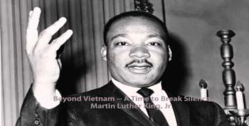 Martin Luther King, Race-baiter? -- My AJE Oped