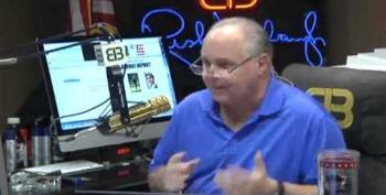 Limbaugh Doubts Oprah's Racism Claims: Maybe It's Because She's 'Fat'