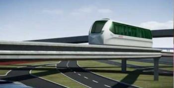 Elon Musk Unveils Hyperloop Plan