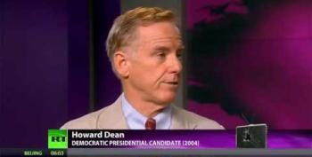 Howard Dean Is Going To Iowa. Still Considering A Run?