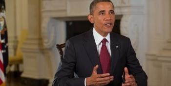 President Obama Strikes Back