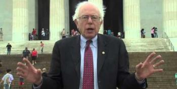 Senator Bernie Sanders Recalls 'I Have A Dream'