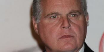 Random Rush: Poor Limbaugh Really Wants To Be Racist