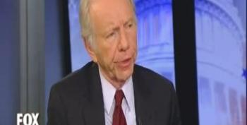 Lieberman: 'Our Enemies Are Cheering' After Obama Consulted Congress On Syria