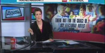 Maddow Wonders How Many Wars A 'President McCain' Would Have Waged