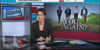 Maddow To Iraq War Architects: 'You Can Go Now'