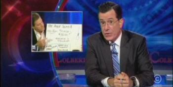 Colbert: Every Time I Watch Eric Bolling, I Want To Kill Myself