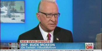 Buck McKeon Uses Syria Resolution To Push For More Military Spending