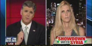 Coulter Repeatedly Calls President Obama Putin's 'Monkey'