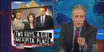 The Daily Show Apologizes For Sending Egypt The 'Three Stupidest People In America'