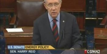Reid Rips Tea Party On The Senate Floor: 'Anarchists Have Taken Over' Congress